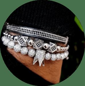 Queen Crown Bracelet for men, New York, Los Angeles, Chicago, Houston, Phoenix, Philadelphia, San Antonio, San Diego, Dallas, San Jose, Austin, Jacksonville, Fort Worth, Columbus, Charlotte, San Francisco, Indianapolis, Seattle, Denver, Washington,
