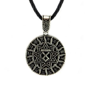 Baldur Thor's Hammer Necklace, Viking Necklaces, Thor's Hammer Necklace, Mjolnir Necklace, Mjolnir Pendant,