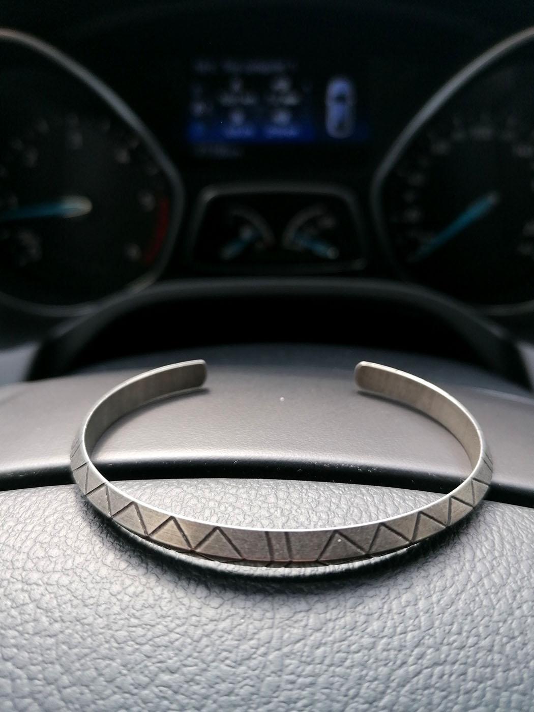 Bella's Wolf Bracelet New York