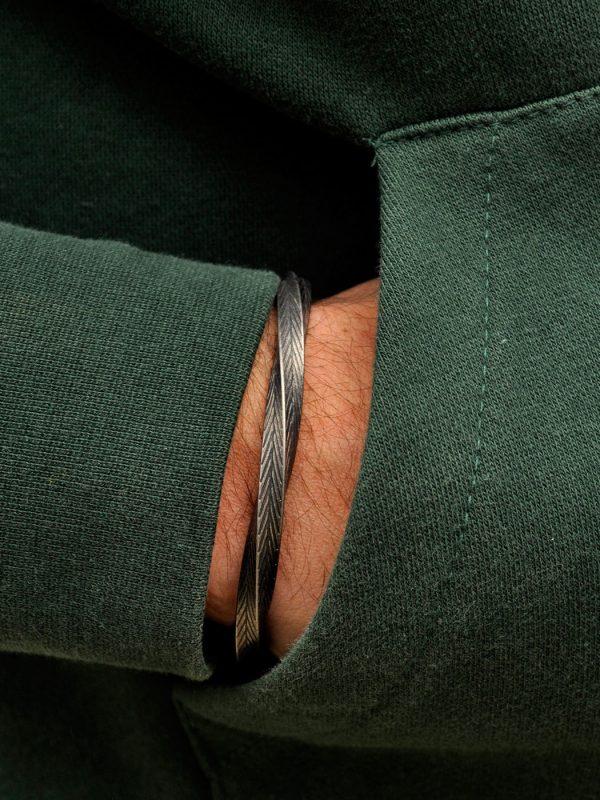 Bjorn Bracelet Wolf Bracelet