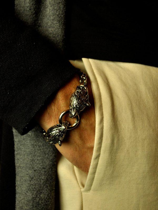 Bracelet Wolf New York