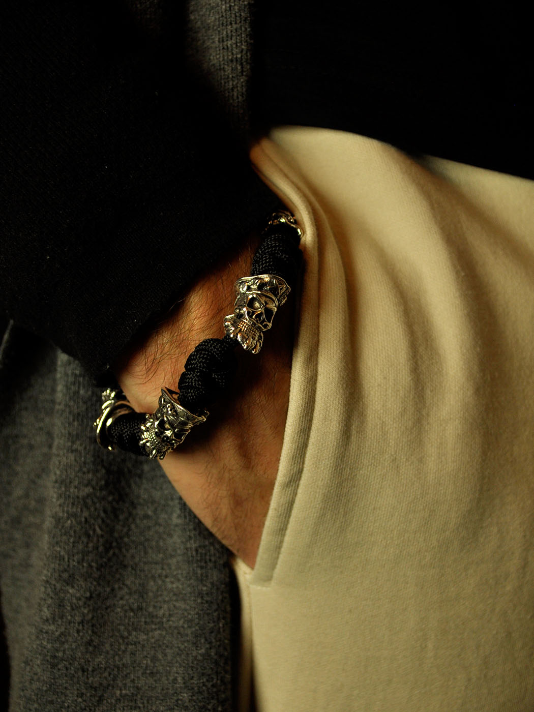 Bronze Viking Bracelet