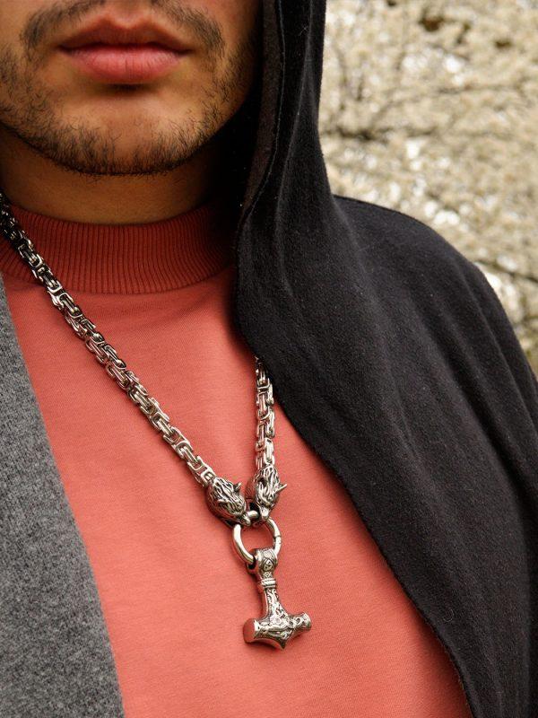 Hammer Necklace New York
