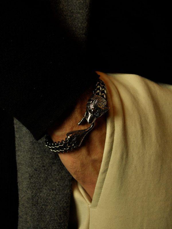 Mens Viking Bracelet New York