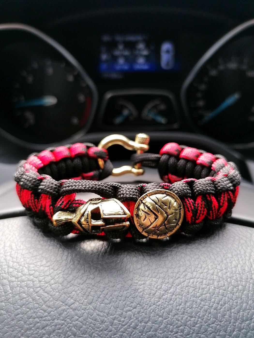 Nordic Leather Bracelet