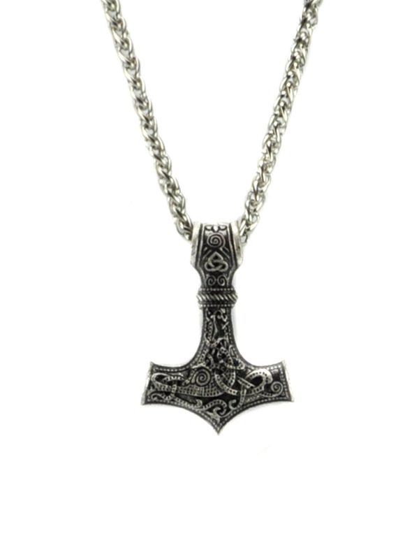 Silver Mjolnir Necklace New York, Loki Necklace Silver, To My Shield Maiden Necklace, Thor Pendant, Helm Of Awe Necklace, Thor's Hammer Amulet, Fenrir Necklace, Norse Pendants, Hammer Pendant, Mens Viking Necklace, Viking Kings Chain, Viking Axe Necklace, Viking Rune Necklace, Viking Chain Necklace, Viking Wolf Necklace, Viking Compass Necklace, Odin's Hammer Necklace, Norse Pagan Necklace, Gold Thor's Hammer Pendant, Norse Hammer Necklace, Silver Thor's Hammer Necklace, Silver Thor's Hammer Pendant, Viking Cross Necklace, Thor Hammer Chain,