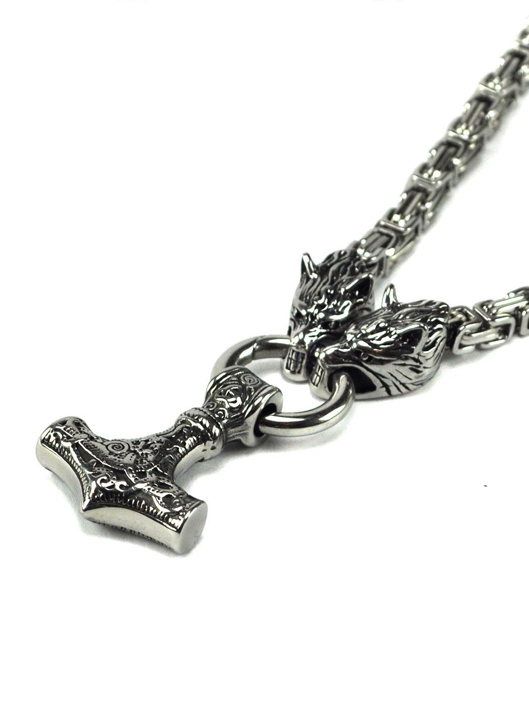 Thor's Hammer Amulet New York
