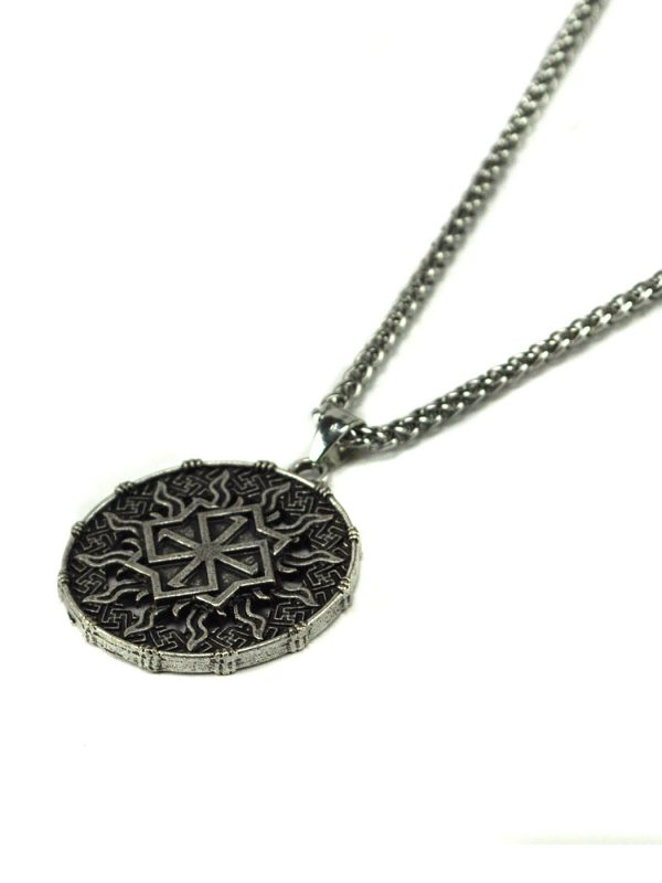 Heimdall Necklace, Thor's Hammer Pendant Necklace New York