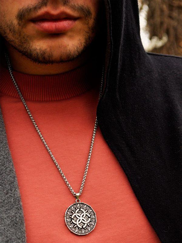 Viking Axe Necklace Amazon Deals New York