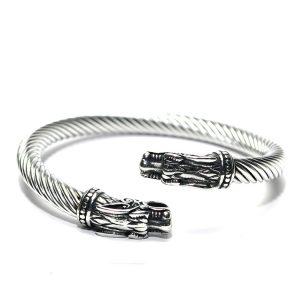Norse Bracelet, Viking Bangle Bracelet New York