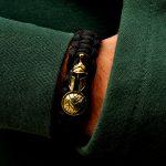 Viking Compass Bracelet