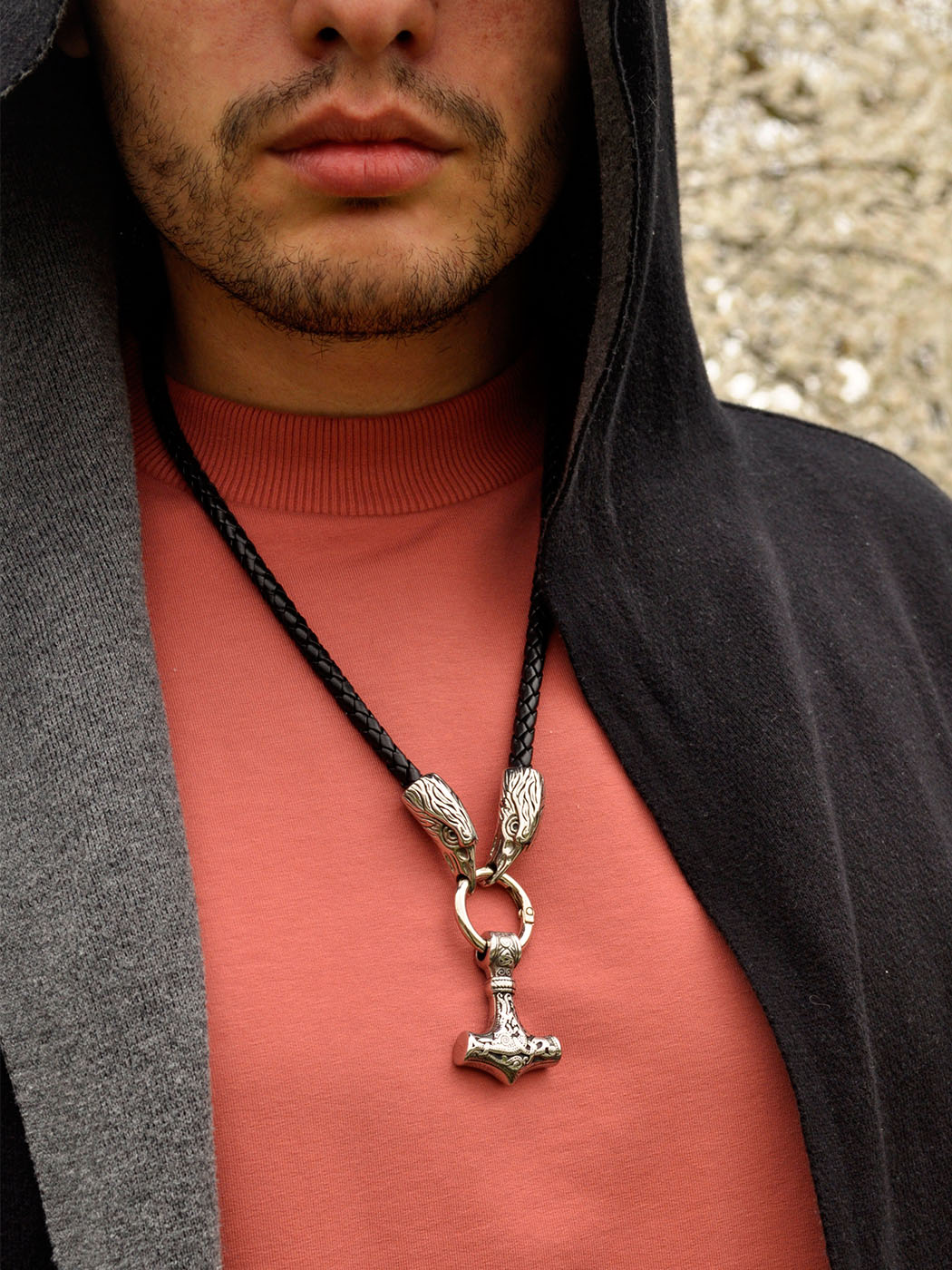 Viking Raven Necklace New York Amazon Coupons