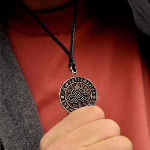 Viking Rune Necklace New York