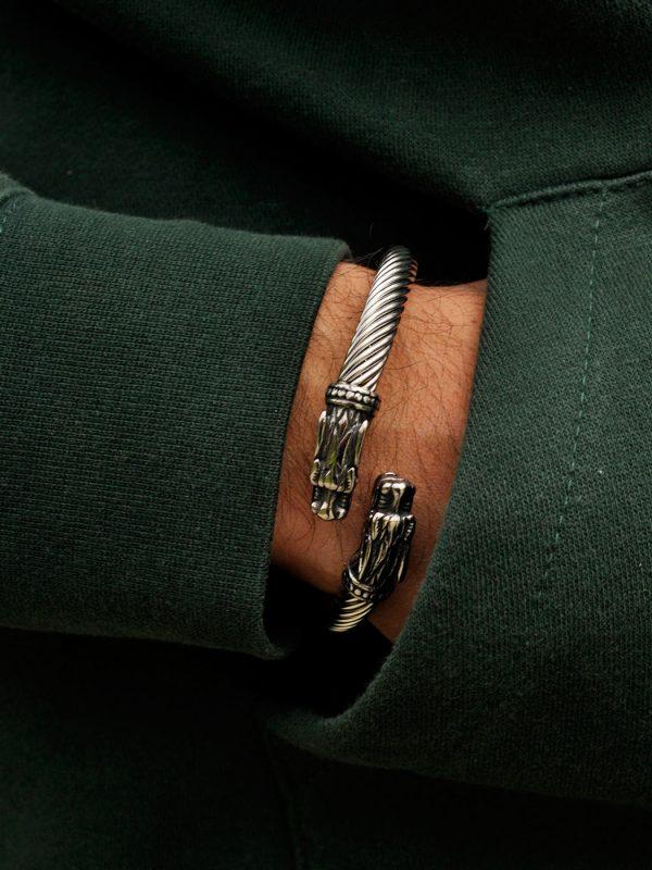 Viking Torque Bracelet New York