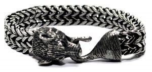 Viking Wolf Bracelet New York