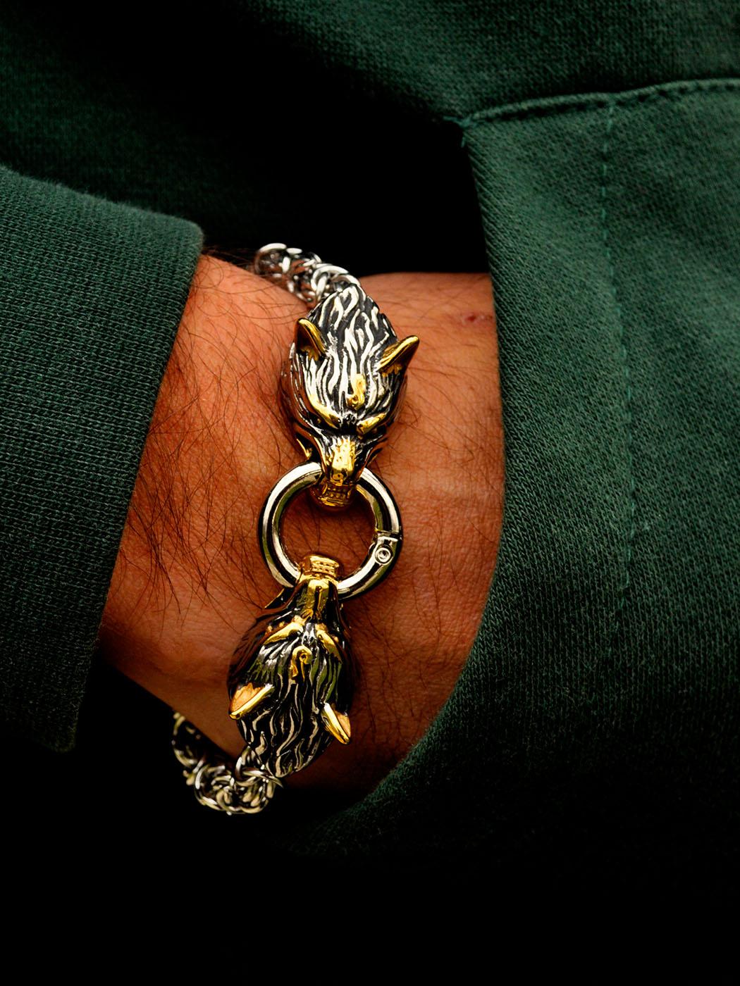 Wolf Wristband Amazon Deals New York