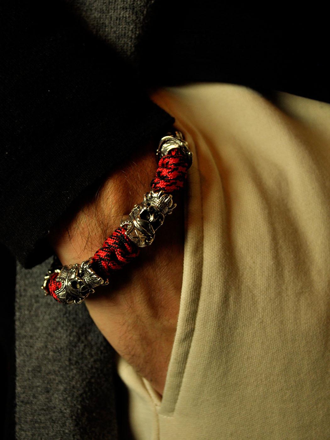 Womens Viking Bracelet